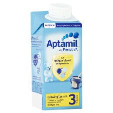 Aptamil 3 Growing Up Milk 1+ Years 200Ml Ready To Feed