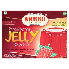 Ahmed Strawberry Jelly 80G