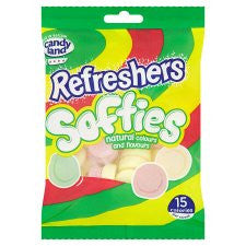 Candy Land Refreshers Softies 160G