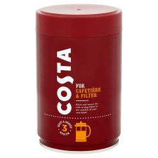 Costa Roast And Ground Coffee 250G