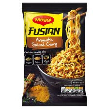 Maggi Fusian Aromatic Spiced Noodles 119G