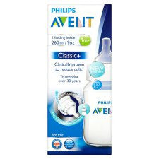Avent Bottle Classic 260Ml 1S