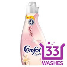 Comfort Tuberose And Vanilla Flower Fabric Conditioner 33 Washes