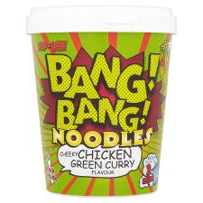 Bangbang Noodles Chk Green Curry 65G