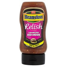 Branston Red Onion Relish 335G