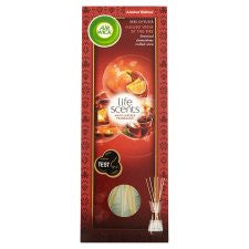 Airwick Air Freshener Life Scents Reed Mulled Wine