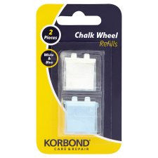 Chalk Wheel Refills 2Pcs