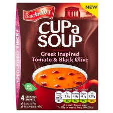 Batchelors Cup A Soup Tomato And Olive 96G