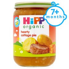 Hipp 7 Month Organic Cottage Pie 190G