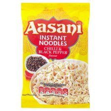 Aasani Chilli And Black Pepper Instant Noodles 80G