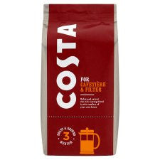 Costa Roast And Ground Coffee 200G