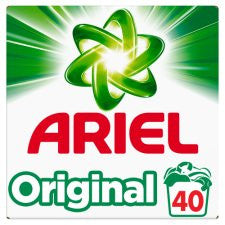 Ariel Washing Powder 40 Washes 2.6Kg