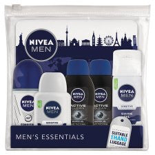 Nivea Male Travel Essentials