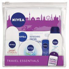 Nivea Female Travel Essentials