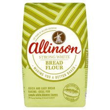 Allinson Strong White Bread Flour 1.5Kg