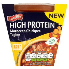 Batchelors High Protect Moraccan Chickpea Tagine 270G