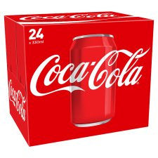 Coca Cola Regular 24 X 330Ml Pack