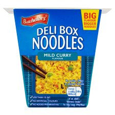 Batchelors Deli Box Curry Noodles 78G