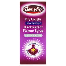 Benylin Dry Cough Blackcurrant 150Ml