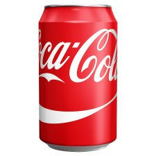 Coca Cola Regular 330 Ml