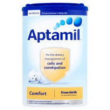 Aptamil Comfort Milk Powder For Colic 900G