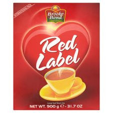 Brooke Bond Red Label Loose Leaf Tea 900G