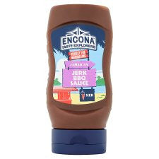 Encona Jamaican Jerk Bbq Sauce 285Ml
