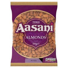 Aasani Almonds 500G