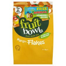 Fruit Bowl Mango Fruit Flake 6 Pack 108G