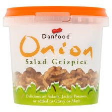 Danfood Onion Salad Crispies 100G