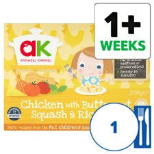 Annabel Karmel Scrummy Chicken And Rice 200G