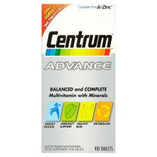 Centrum Advance 100S