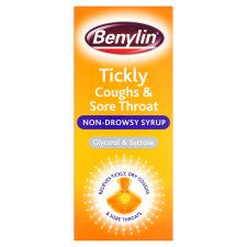 Benylin Tickly Cough Non-Drowsy 150Ml