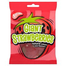 Barratt Giant Strawberries 160G