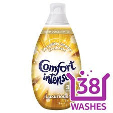 Comfort Intense Luxurious Fabric Conditioner 38W 570Ml