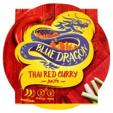 Blue Dragon Thai Red Paste Pot For Two 50G