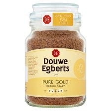 Douwe Egberts Pure Gold Instant Coffee 95G