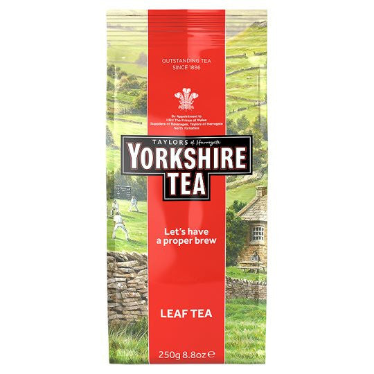 Taylors Yorkshire Loose Leaf Tea 250G