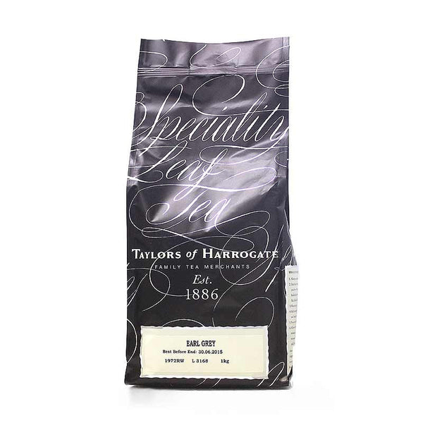 Taylors Earl Grey Loose Leaf Tea 1kg