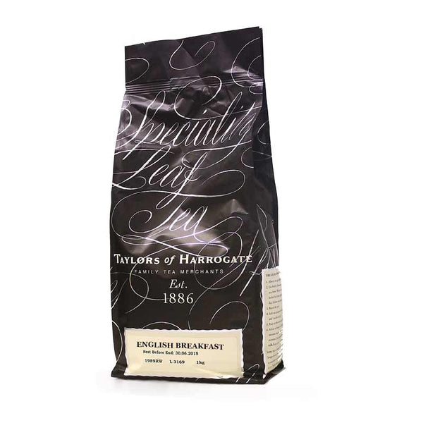 Taylors English Breakfast Loose Leaf Tea 1kg