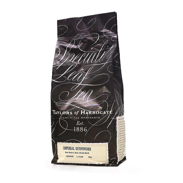 Taylors Imperial Gun Powder Loose Leaf Tea 1kg