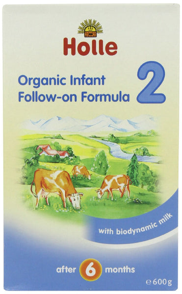 Holle Organic Infant Follow-on Formula 2 600g