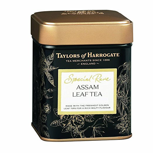 Taylors Special Rare Assam Leaf Tea Caddy 125G
