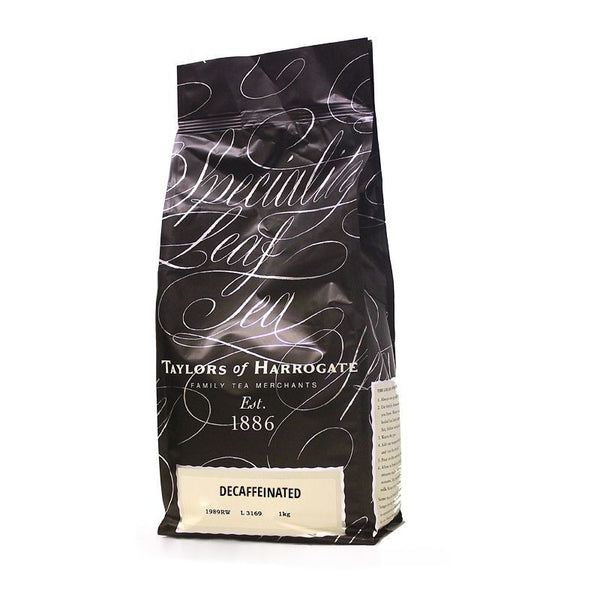 Taylors Decaffeinated Loose Leaf Tea 1kg