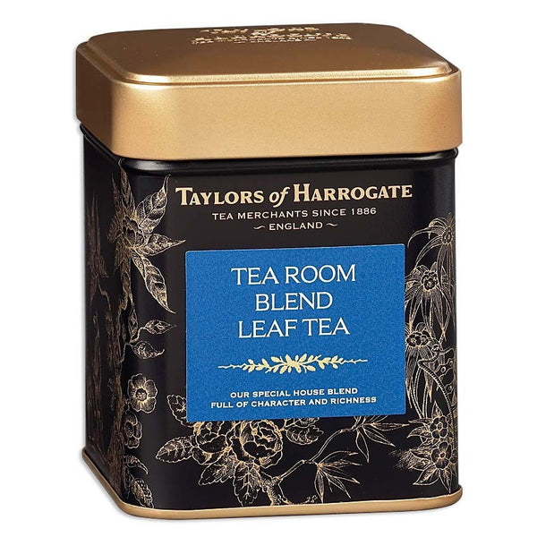 Taylors Tea Room Blend Leaf Tea Caddy 125G