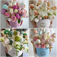flower box sweet box