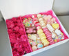 Birthday Box with macarons for teen