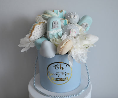 Baby shower boy gift