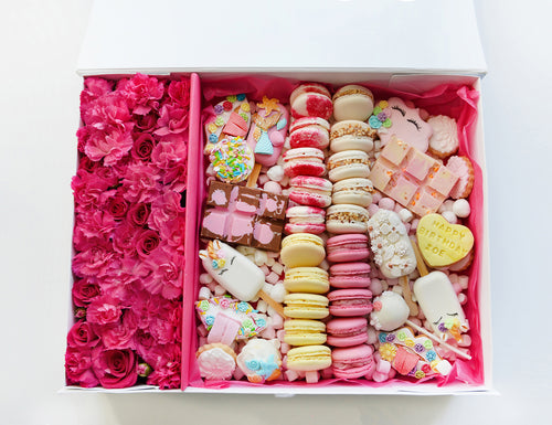 Perfect gift box for girl or woman