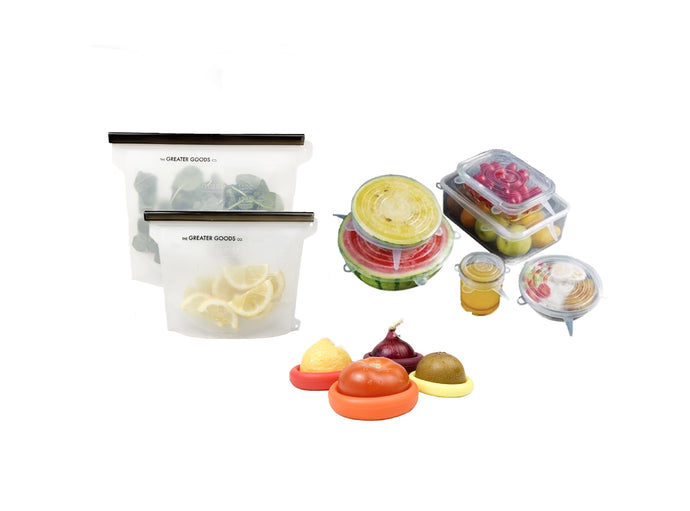 Kitchen Saver Bundle - The Greater Goods Collective Eco Products